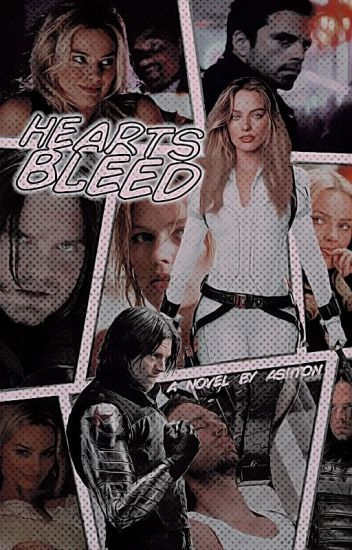 ✓ HEARTS BLEED → BUCKY BARNES #wattys2019