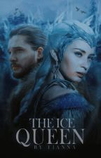 THE ICE QUEEN | JON SNOW by cIeganes
