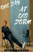 One Day at EXO Dorm by KiyomiKaizoku