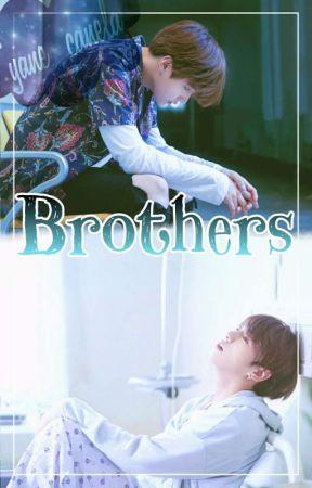 Brother's →Yoon Gi← by yane_canela