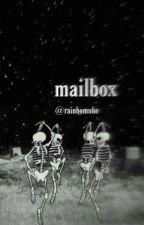 mailbox•muke (texting) by mrsalluke
