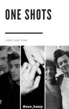 • OS Larry + Ziam • by Sun_Hazzy