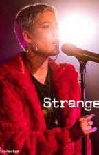 Strangers by kaylahfrangipane