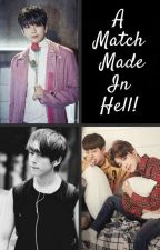 A match made in hell (Daejae) by multifankpoptrash7