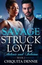 Antonio and Sabrina Struck In Love 2 by chiquitadennie