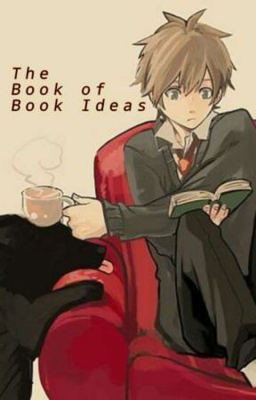 Book of Book Ideas by HarmonicShadows