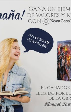 Concurso de personaje favorito by Manurevilla