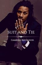 Suit and Tie by Gambino-Bourgeois