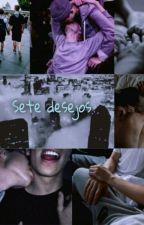 Sete desejos.  by sadoackles