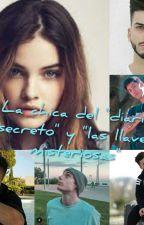 La chica del ''diario secreto'' y ''las laves misteriosas'' by Juliasete