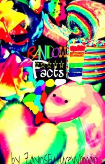 ★Random Facts★ {3.Buch}