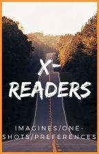 A Collection of X-Readers by FeirceAngel