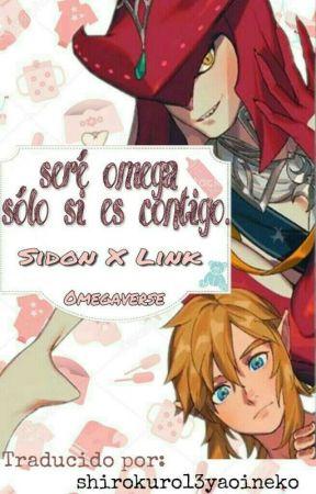 Seré un omega solo si es contigo  (Sidon x Link traducción)  by shirokuro13yaoineko