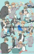 CHANBAEKHYUN FAMILY by Kaibaiexo