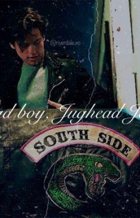 Bad boy, Jughead Jones by toocoolforfanfic