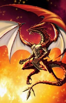 Red Dragon In Another World
