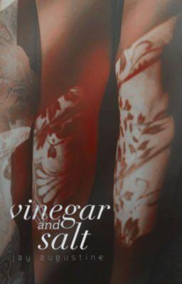 vinegar & salt; [vi]