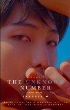 The Unknown Number    Kim Namjoon by saegulkim