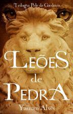Leões de Pedra by _YasminAlves