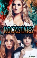 Rockstars  by wolfhardice