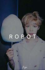 ROBOT ?Yoonmin? by JojoRanda