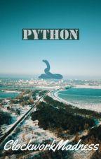 Python|Caius Volturi by ClockworkMadness