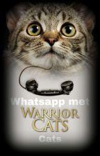 whatsapp met warrior cats by moonkitty1