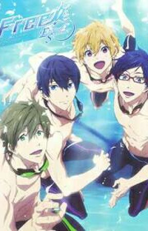 Free! male characters X uke! Male Reader  by cureheart333