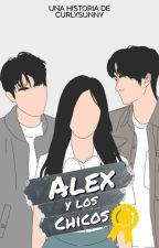 Alex y los Chicos (EPN#2) | ✓ by CurlySunny