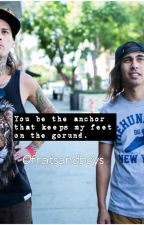 You Be The Anchor That Keeps My Feet On The Ground by Ofratsandboys