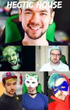 Hectic House (Baby Jacksepticeye Egos) by LunasBored