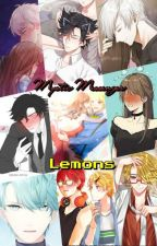 Mystic Messenger X Reader Lemons by MakotosHoe