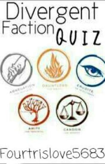 What's your faction?