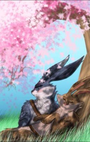 E Aster BunnymundxHalf-Pooka Reader