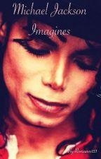 Michael Jackson Imagines by Romanox123
