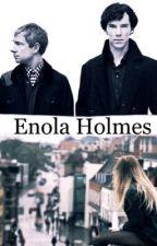 Enola Holmes by LBrown97