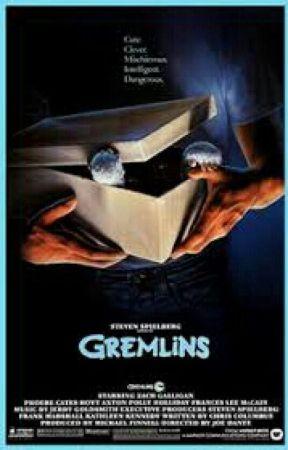 Gremlins Gizmo x Mogwai reader by SkylarKeeney
