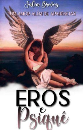 Eros e Psiquê by JuliaBreves