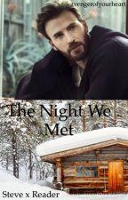 The Night We Met (Lumberjack!Steve AU) by avengerofyourheart