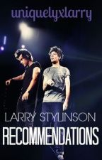 larry stylinson recommendations by uniquelyxlarry