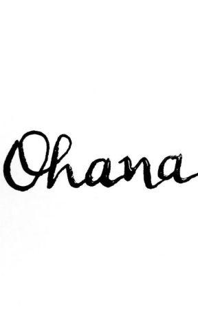 Ohana by xmarkrispyx