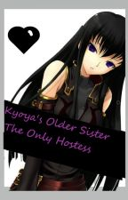 Kyoya's big sister, the only hostress by The-Anime-Freak