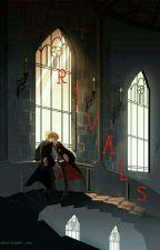 Rivals: Usuk Pottertalia by SamooTheGreat