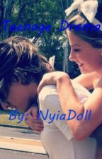 Teenage Drama by Nyia_Doll