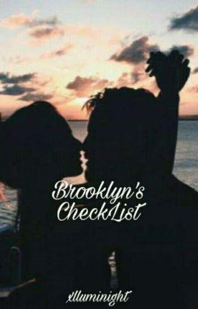 Brooklyn's CheckList #2 (discontinued) by xlluminight
