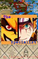 The Specialist - Uzumaki Naruto by Izaya_shizu-chan