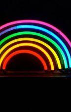 Dark side of the Raindbow by MarinkovicIva55