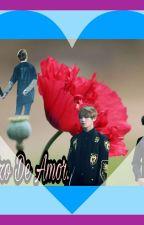 Hechizo De Amor  BTS Taegi. by rubi1523