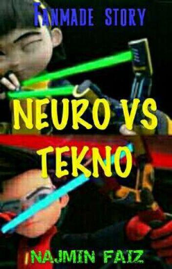 Neuro Vs Tekno Fanfiction Story Ejen Ali Thebluecreeper Wattpad