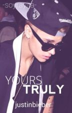 yours truly ; jb by -SoyRayita-